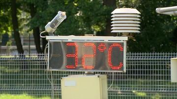 Pobity rekord temperatury tego lata. Sprawdź, gdzie było najgoręcej