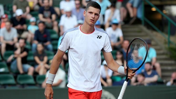ATP w Marsylii: Hurkacz odpadł w pierwszej rundzie debla