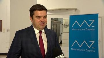 Ministerstwo Zdrowia zapowiada zmiany w karaniu za brak maseczki - rzecznik resortu Wojciech Andrusiewicz
