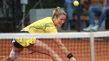 US Open: Katarzyna Kawa odpadła w 1. rundzie