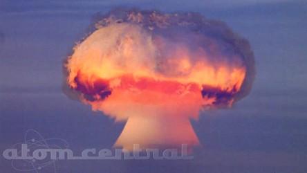 Słynne nagrania z testów jądrowych teraz do obejrzenia w jakości 4K i HD