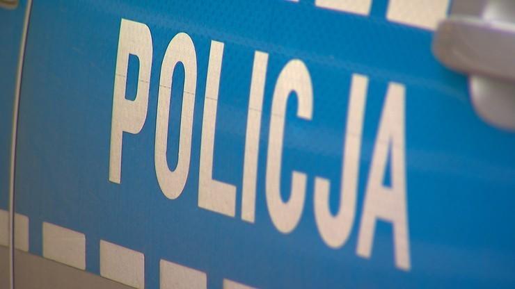 Strzały i ranny policjant. Akcja zatrzymania złodziei samochodów