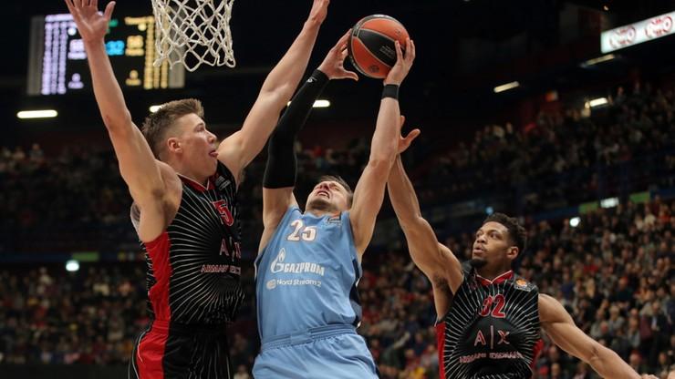 Euroliga: Drużyna Ponitki minimalnie przegrała w Mediolanie