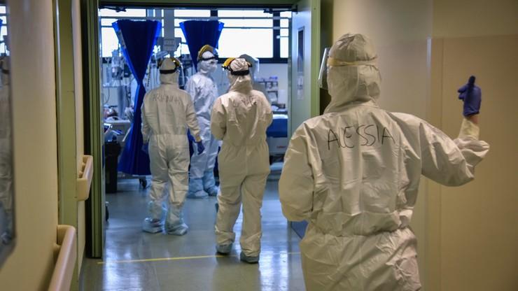 Najmłodsza włoska pacjentka wyleczona z koronawirusa. Spędziła w szpitalu 3 tygodnie