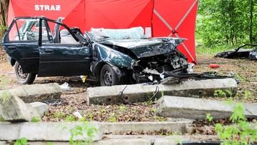 Tragiczny wypadek w Lubuskiem. Zginęło trzech nastolatków