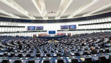 Parlament Europejski przyjął rezolucję ws. praworządności w Polsce