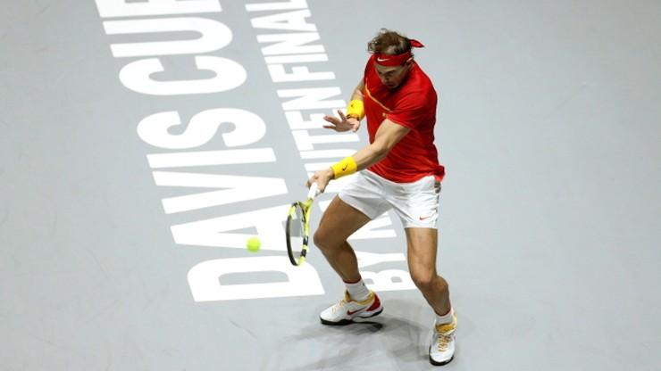 Puchar Davisa: Chorwaci nie obronią trofeum, Hiszpania w ćwierćfinale