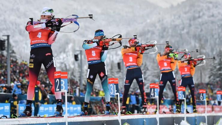 PŚ w biathlonie: Ostatni sprawdzian przed mistrzostwami świata