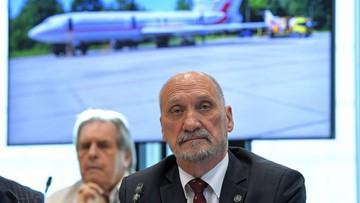 Ostra wymiana zdań na komisji sejmowej. Macierewicz oskarża Laska