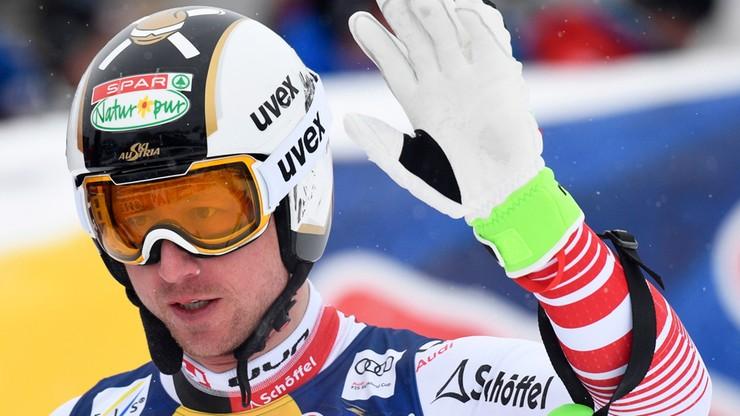 Alpejski PŚ: Reichelt nie zamierza kończyć kariery