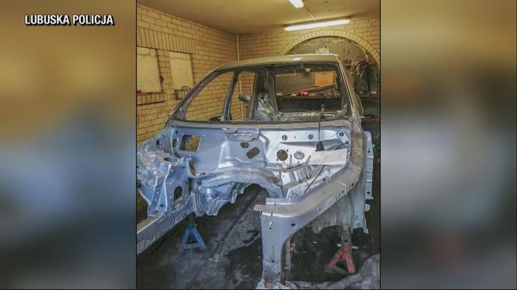 W trzy godziny rozmontowali Audi Q7. Złapani na gorącym uczynku