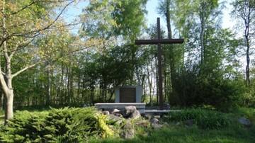 Ludzkie szczątki w Dolinie Śmierci na obrzeżach Chojnic