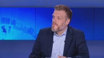 Zandberg: wyobrażam sobie, że w drugiej turze PO popiera kandydata Lewicy