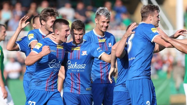 """Fortuna 1 Liga: Dziesiąte zwycięstwo """"Górali"""""""