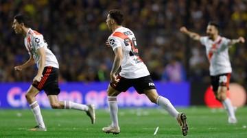 Copa Libertadores: Awans River Plate do finału po dwumeczu z Boca Juniors