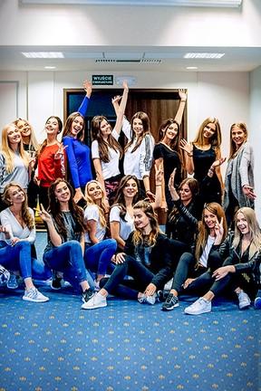 2019-12-05 Zgrupowanie finałowe Miss Polski 2019. Fotorelacja! - Polsat.pl