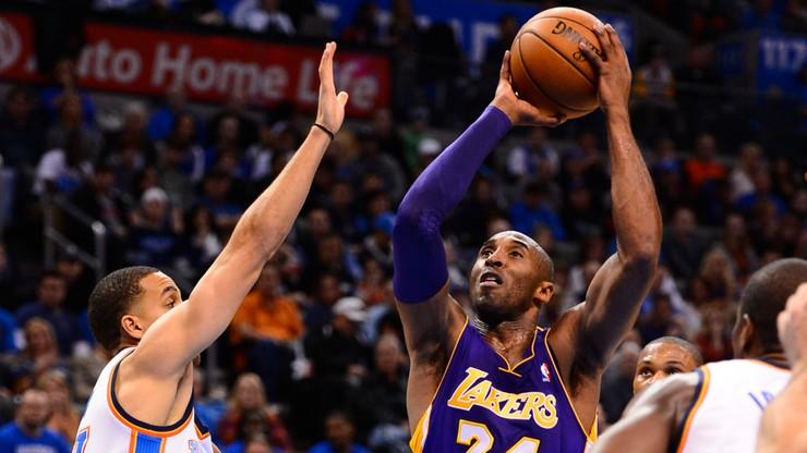 NBA: Nowa formuła Meczu Gwiazd uczci pamięć Bryanta