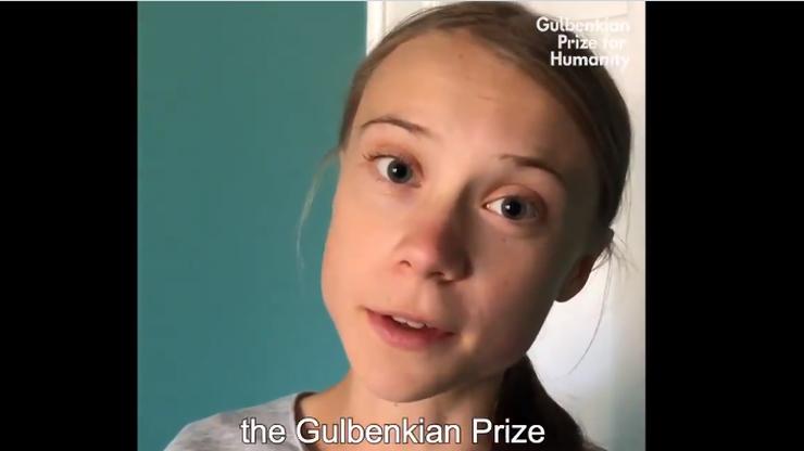 Greta Thunberg laureatką kolejnej nagrody. Milion euro przekaże innym