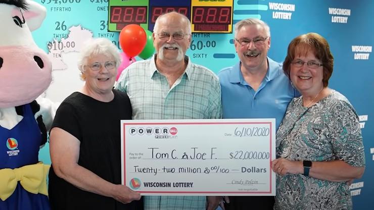 Wygrał miliony na loterii. Połowę pieniędzy... oddał przyjacielowi