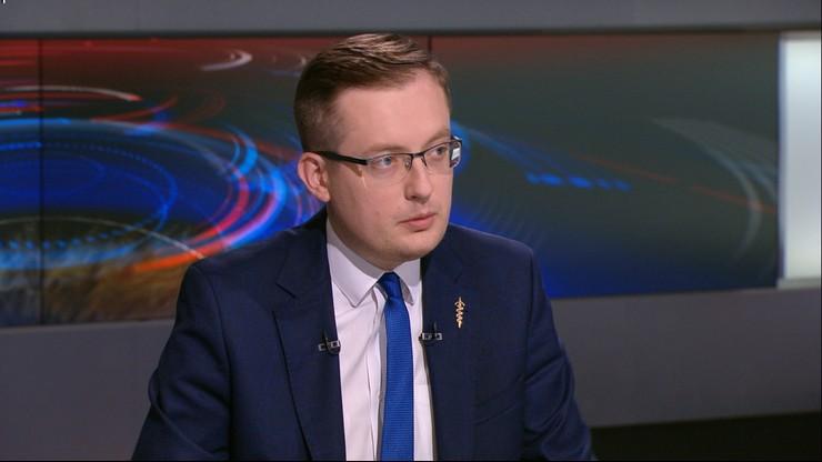 Winnicki : chcemy, żeby Polacy stanowili ponad 90 proc. ludności naszego kraju
