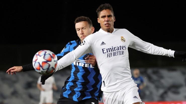 """Liga Mistrzów: Real Madryt wygrał z Interem Mediolan i """"wrócił do żywych"""""""