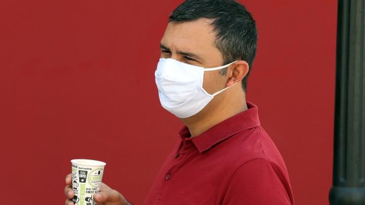 Ponad 5,5 mln zakażeń koronawirusem na świecie