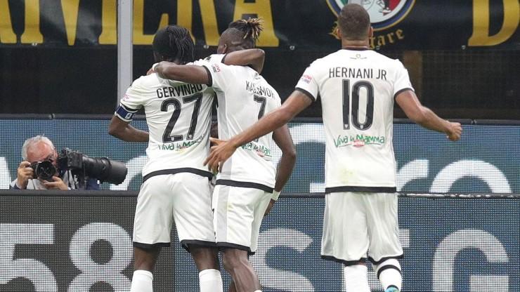 Serie A: Dzień niespodzianek! Inter tylko zremisował u siebie