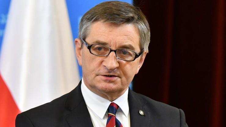 Marek Kuchciński powraca. Wybrano go na ważne stanowisko w Sejmie