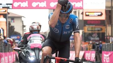 Giro d'Italia: O'Connor wygrał etap, Majka wciąż szósty