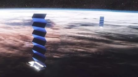 Astronomowie w końcu oficjalnie zaatakowali SpaceX za satelity StarLink