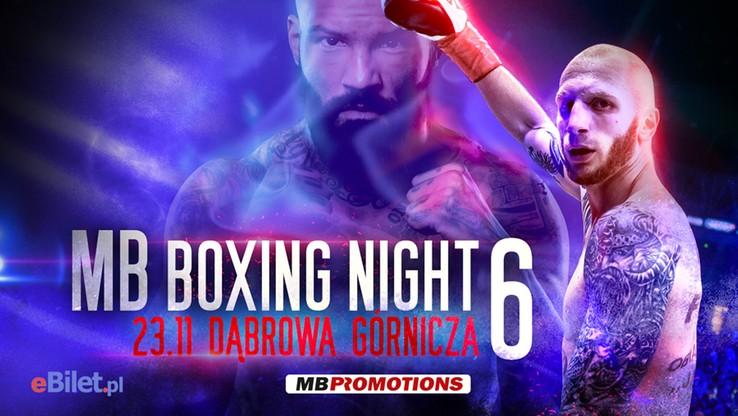 MB Boxing Night 6: Wielki powrót MB Promotions! Najtrudniejszy test Parzęczewskiego