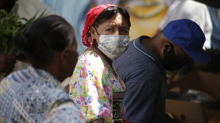 Ekspertka: jakość powietrza może być związana z podatnością na Covid-19