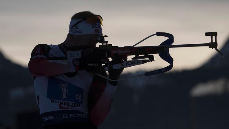PŚ w biathlonie: W Oberhofie pierwsze zawody w 2020 roku