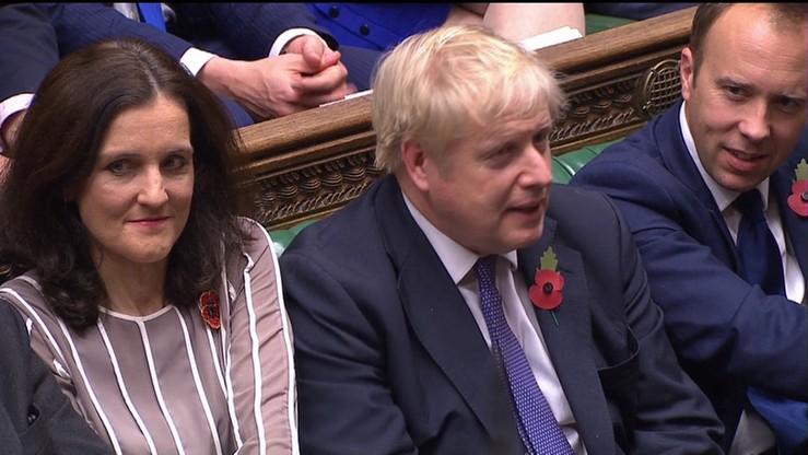Brexit. Izba Gmin odrzuciła wniosek o przedterminowe wybory