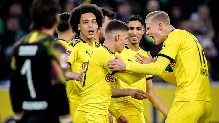 Bundesliga: Hazard pogrążył były klub! Dortmund lepszy w starciu Borussii