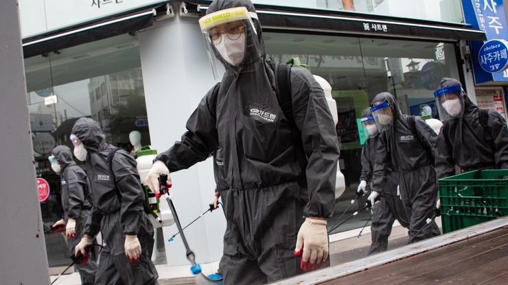 Pastor zlekceważył koronawirusa. Władze Korei żądają 14 mln odszkodowania