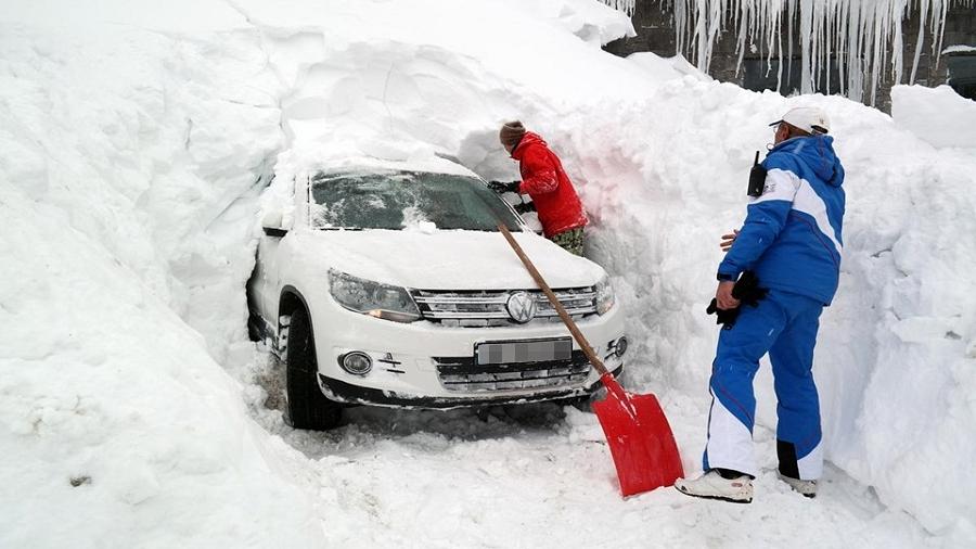 17.10.2019 07:00 Wyjątkowo wczesny atak zimy w USA i Kanadzie. Ochłodziło się o 40 stopni, spadło pół metra śniegu