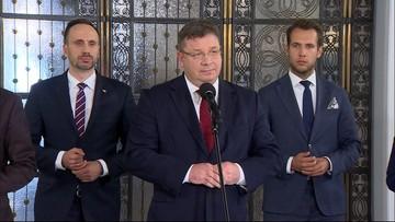 Solidarna Polska: dymisja Zbigniewa Ziobry byłaby wielkim prezentem dla PO