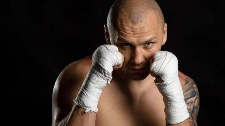 Polak będzie walczył o pas mistrza świata
