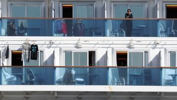 """Pasażerowie statku """"Diamond Princess"""", na którym pojawił się koronawirus, dostaną odszkodowanie"""