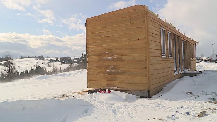 Samowole budowlane zmorą w polskich górach. W tych miejscach turyści powinni uważać