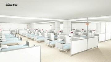 Jak będzie wyglądał szpital na Narodowym? Mamy wizualizację