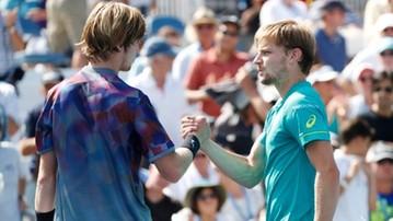 ATP w Moskwie: Urodzinowy triumf Rublowa