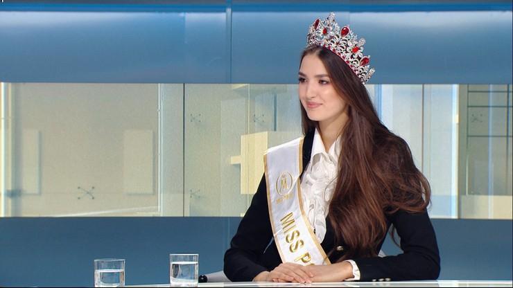 Jest już po lekturze Tokarczuk. Zobacz pierwszy wywiad z nową Miss Polski