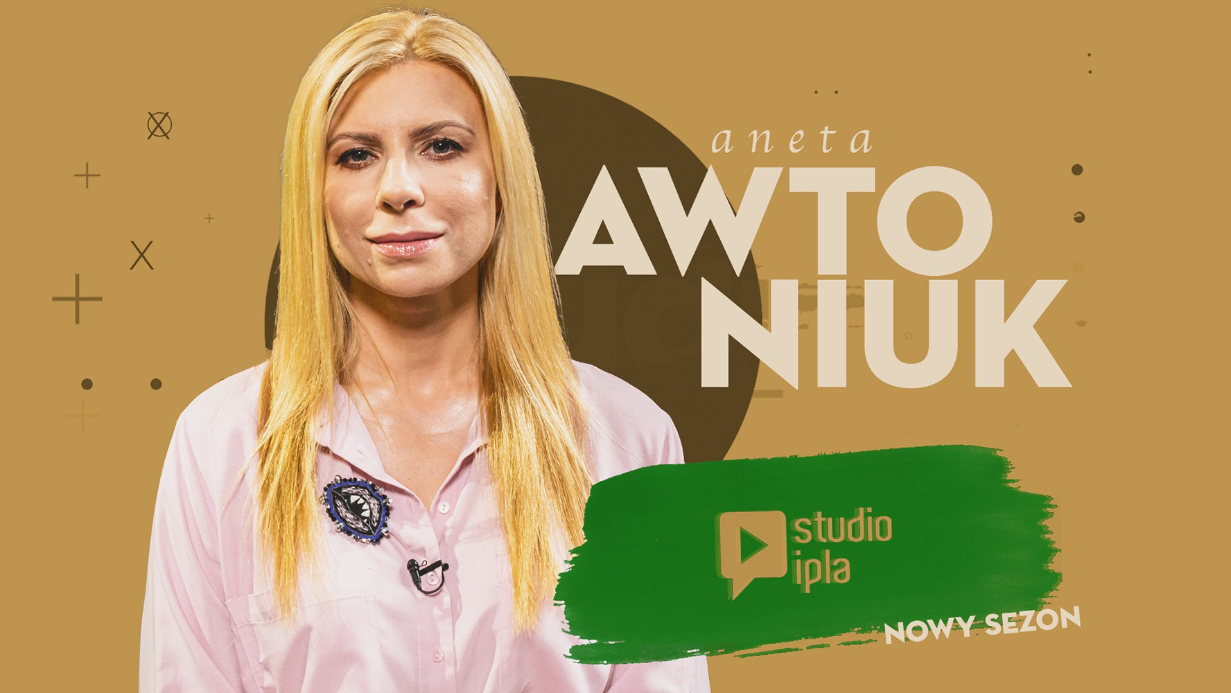 Aneta Awtoniuk w Studio IPLA: Wiem, co mówią psy!