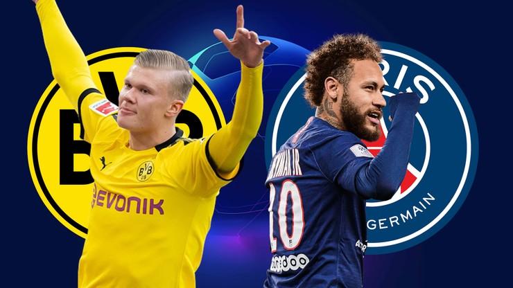Liga Mistrzów: Borussia Dortmund - PSG. Relacja na żywo