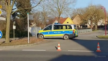 Strzelanina w Niemczech. Media: sześć osób nie żyje