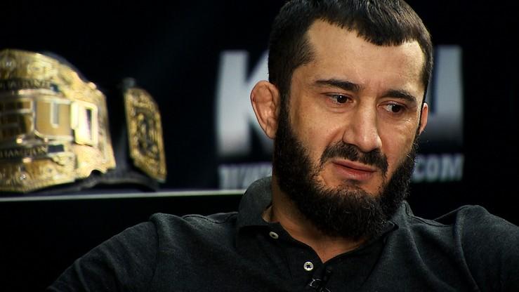 Szczere wyznanie Khalidova: Były momenty, że zaczynałem płakać. Luksus nie daje szczęścia