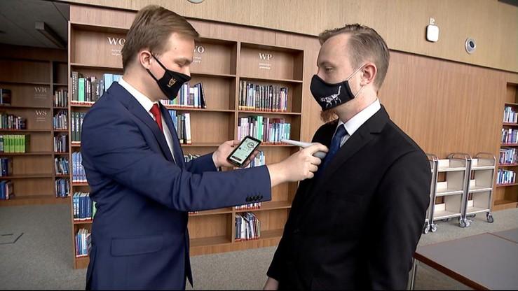 """Polscy studenci opracowali cyfrowy stetoskop. """"To jest przyszłość"""""""