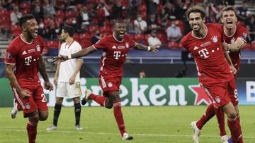 Lewandowski z kolejnym trofeum! Bayern zwycięzcą Superpucharu Europy